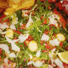 in love with food.. #carpaccio #ilovefood