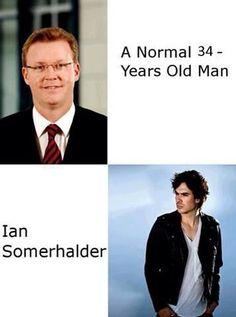 Ian Somerhalder :D
