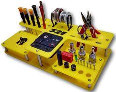 Vape Stand, Smok Vape, Big Tray, Vape Coils, Vape Smoke, Arduino Projects, Vape Juice, Vaping, Diy Kits