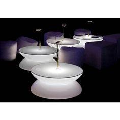 Moree Designtisch Lounge H34 cm