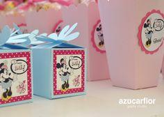 AZUCAR FLOR party studio: Minnie Mouse
