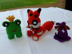 Frosch, toller Fuchs, Monster