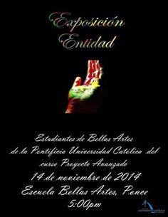 Exposición: Entidad @ Escuela de Bellas Artes, Ponce #sondeaquipr #artepr #entidad #escuelabellasartes #ponce