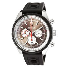 Breitling Men's Navitimer Chrono-Matic 49 Watch In Bronze - Beyond the Rack