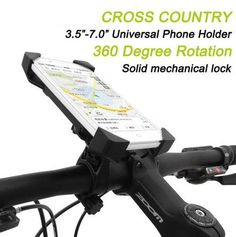 Bicycle Phone Holder, - cell phone accessories