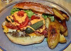 Itsetehdyt hampurilaiset – helpot ja nopeat