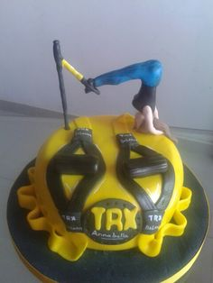 TRX cake