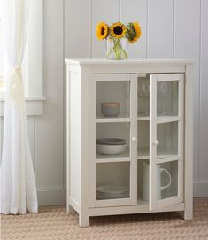 Find the best Painted Farmhouse Cabinet at L. Our high quality home goods are designed to help turn any space into an outdoor-inspired retreat. Painted Curio Cabinets, Diy Cabinets, Painting Cabinets, Storage Cabinets, Linen Cabinets, Mirror Cabinets, Painting Furniture, Bathroom Cabinets, Cupboards