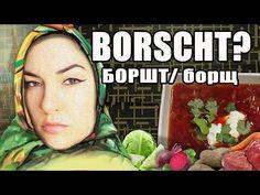 Can Sasha Grey Make Borscht? - YouTube Beet Borscht, Beets, Canning, Youtube, Grey, Recipes, Gray, Ripped Recipes
