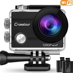 Check out the [Crosstour Action Camera] reviewed on DigiMancave! CrossTour Action Camera is a sports cam with a difference and the perfect add ons. This 12 MP, 1080P camera is perfect for capturing high quality pics and videos easily. The 170 degree wide angle fisheye lenses allow shooting of wider scenes and capture more amazing moments of the surroundings....