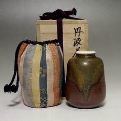 Tamba Tea Caddy for sale