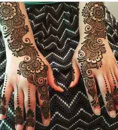 Beautiful and Easy Henna Arabic Mehndi Designs for every occasion - ArtsyCraftsy., Beautiful and Easy Henna Arabic Mehndi Designs for every occasion - ArtsyCraftsy. Henna Hand Designs, Mehndi Designs Finger, Latest Arabic Mehndi Designs, Mehndi Design Pictures, Mehndi Designs For Beginners, Mehndi Designs For Fingers, Latest Mehndi Designs, Mehndi Designs For Hands, Henna Tattoo Designs