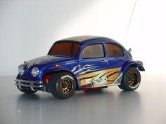 KYOSHOSAN: Custom Mini-Z Baja Dragster