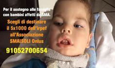 Il 5x1000 a Smaisoli è una scelta di testa e di cuore. CF 91052700654 Riquadro Onlus. http://smaisoli.it/