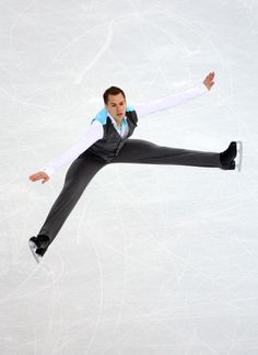 Peter Liebers of Germany competes during the Figure Skating Men's Free Skating (c) Getty Images