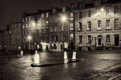 Night Street - Edinburgh, Scotland #2