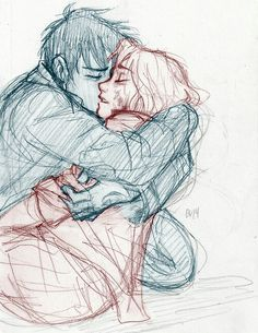 "He held onto her. ""Don't die on me...Please don't leave me...I can't lose you too..."""