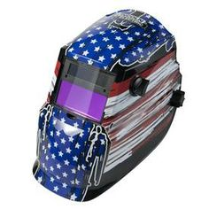Lincoln Electric�Auto Darkening Variable Shade Graphic Welding Helmet