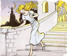 Cinderella 2 - Eulalie - Eight Fairy Tales