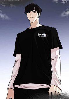 Lookism Webtoon, Anime Character Drawing, Seong, Boy Art, True Beauty, Manhwa, Anime Characters, Hero, Boys