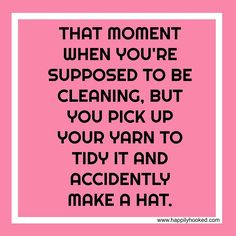 😂😂 or when you accidently make socks