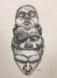 - A Level Art Sketchbook - A Level Art Sketchbook, Arte Sketchbook, Art Sketches, Art Drawings, Arte Punk, Psy Art, Art Hoe, Pretty Art, Love Art