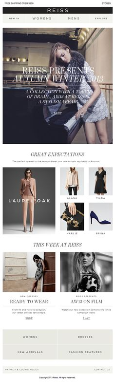 Reiss aw13 email