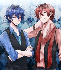 Anime boys- vocaloid