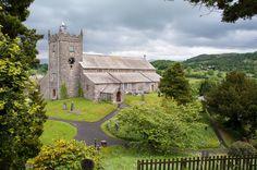 St. Michael & All Angels' Church-Hawkshead by Bob Radlinski on Flickr