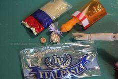 Make Cellophane Food Packaging in Miniature