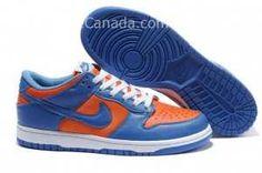 huge discount 0578f c8690 Nike Dunk LOW SB blue top grain leather vintage fashion skate shoes  318019-841