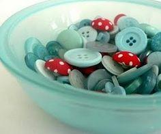 Blue Button Bowl!