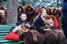 Bear Totem, Winter Holidays, Traditional, Winter Vacations
