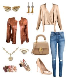 """Untitled #118"" by catalina69 on Polyvore featuring H&M, ALDO, Burberry, Fendi, Annoushka and Sigma"