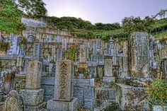 眺望良好な大県墓地,大阪府柏原市大県4丁目,お墓の写真,墓地の写真,画像,柏原ワインの看板