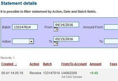 Here is my Withdrawal Proof from AdClickXpress. I get paid daily and I can withdraw daily. Online income is possible with ACX, who is definitely paying - no scam here.http://www.adclickxpress.is/?r=6h4nz40b3n&p=mx?