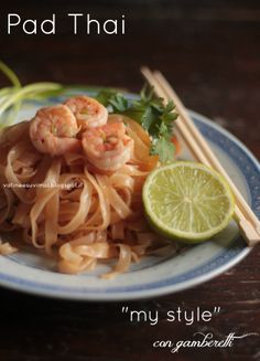 "A thai Pianist...: Pad Thai ""my style"""