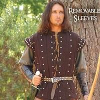 Dark Knight Armoury designs hand-crafted custom leather armor for medieval and renaissance fairs, and theaters. We have SCA leather armor and LARP armor will protect you in role playing events, and Chainmail armour and functional armour for swordfighting. Renaissance Clothing, Medieval Fashion, Renaissance Fair, Viking Clothing, Leather Armor, Medieval Armor, Complete Outfits, Studded Leather, Larp