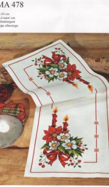 (3) Gallery.ru / Все альбомы пользователя WhiteAngel Cross Stitching, Cross Stitch Embroidery, Cross Stitch Patterns, Christmas Runner, Christmas Cross, Christmas Scenes, Christmas Time, Christmas Crafts For Gifts, Christmas Decorations