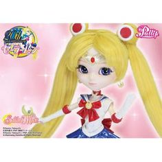 Sailor Moon Pullip Doll Normal Edition