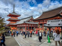 Kyoto is a great place for a Japan family vacation. Read our Kyoto itinerary with kids to get some great ideas for your trip! Kyoto Travel Guide, Tokyo Travel, Travel Guides, Kiyomizu Temple, Fun Outdoor Activities, Outdoor Fun, Kyoto Itinerary