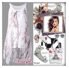 """Rosegal!"" by amrafashion ❤ liked on Polyvore"