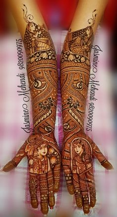Latest Bridal Mehandi trends for Wedding Season New Bridal Mehndi Designs, Full Mehndi Designs, Stylish Mehndi Designs, Dulhan Mehndi Designs, Mehndi Design Pictures, Beautiful Mehndi Design, Mehendi, Mehendhi Designs, Mehndi Desighn