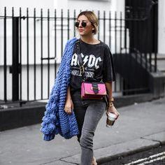 Prada Cahier Bag – London Fashion Week