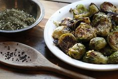 Brussels sprouts are a leftover food trauma from childhood that I've finally overcome. The limp, stinky-sulfur blobs (sorry, Mom) have been replaced with a crisp, roasted vegetable that is full of flavor and befitting a fall feast. Best of all, these are easy to make and a perfect vehicle for one of my favorite spice … Continue reading »