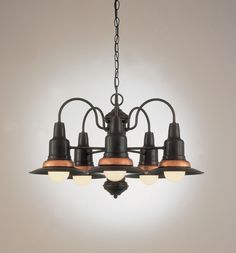 TheLightChoice.com - Harbor 5 Light Chandelier, $392.00 (http://www.thelightchoice.com/harbor-5-light-chandelier/)