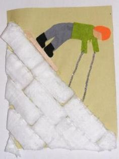 Winter Olympics Crafts