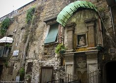shrines in Napoli  #naples #italy