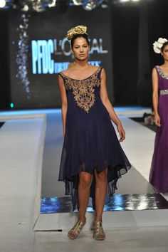 Azeeza Desai Khan Unveils AZZA Collection 2012 | Fashion Pakistan, Pakistani Fashion, Pakistani Fashion Designers,