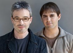 Alex Kurtzman and Roberto Orci, two of my favorite writers/screenwriters of all time.